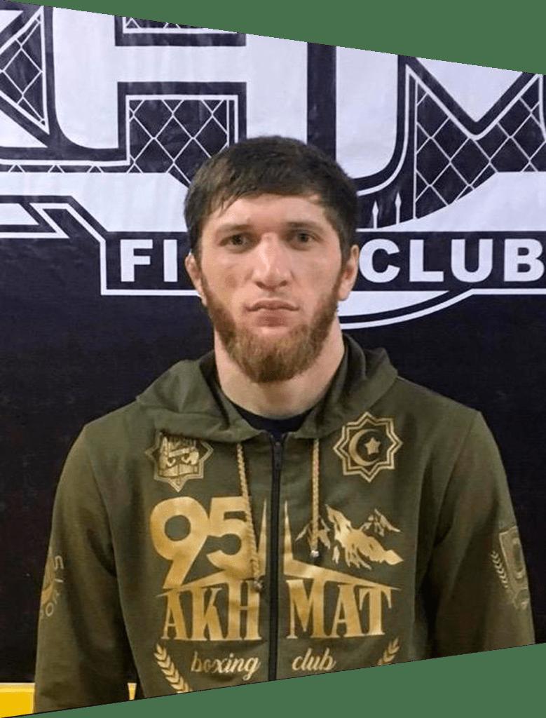 Идрисов Мурад Магомедович - тренер по грэпплингу