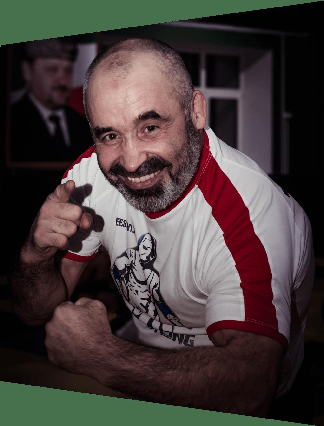 Мусаев Ахмед Салмонович